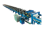 Steel Deck Forming Machine