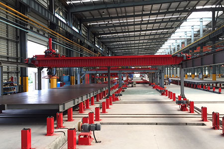 PC Precast Concrete Production Line