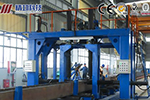 Box Column Welding Machine