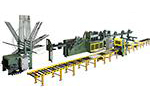 Self Supporting Girder Steel Decking Machine